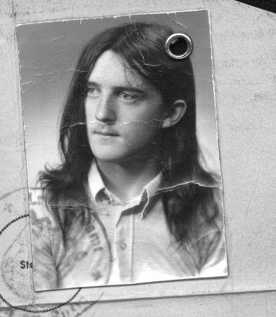 Manfred mit 18